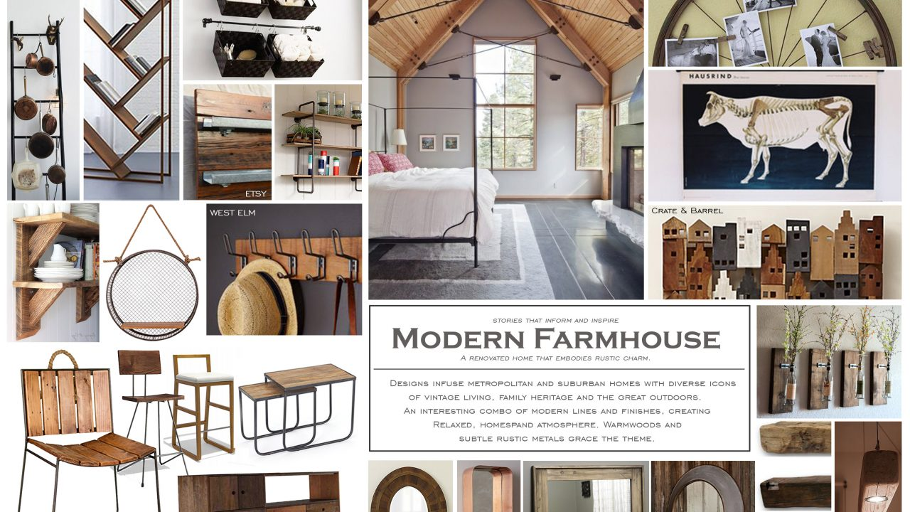 Inspiration: Modern Farmhouse